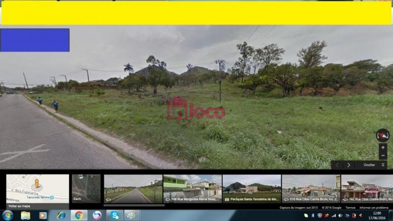 Terreno à venda em Cosmos, Rio De Janeiro - RJ
